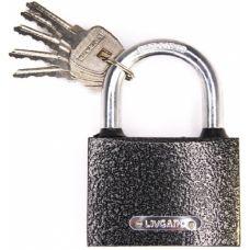 Замок навесной LIVGARD PL1-63 англ. 5кл.