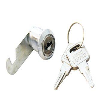 Замок почтовый MAXI Locks CL504-16 16мм 2кл. с крючком